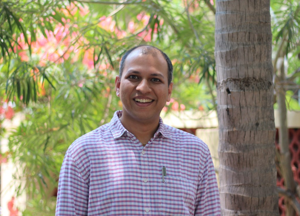 Puneet Gupta, Co-founder of Kaleidofin